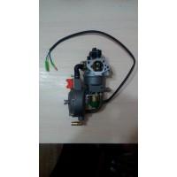 Карбюратор для генератора (газ/бензин)