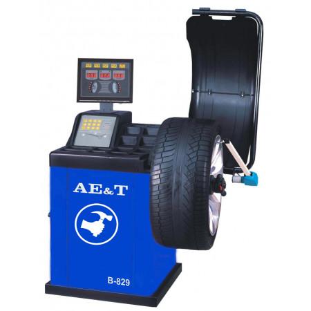 Балансировочный станок B-829 AE&T для колес легковых автомобилей