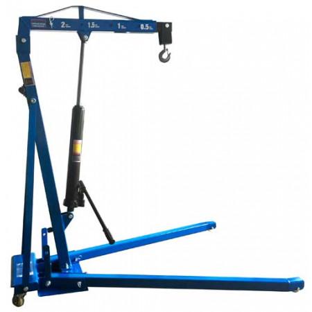 Кран Т62302 AE&T 2000 кг складной (низкий въезд)