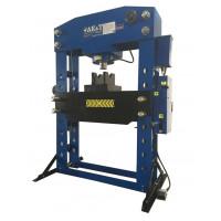 Пресс T612100A AE&T 100т с ручным и пневмоприводом