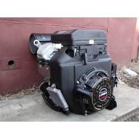 Двигатель для мотоблока Lifan 2V78F-2A PRO (27 л.с.) катушка 20А с радиатором