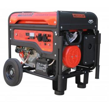 Бензиновый генератор AGE 8500 DZN Aurora с блоком автоматики