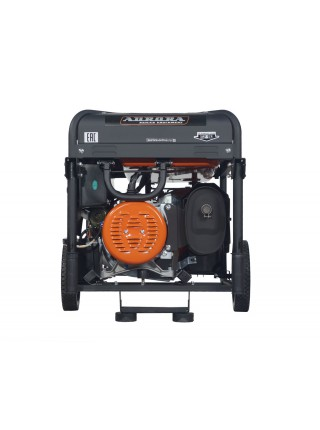 Бензогенератор Aurora AGE 8500 DZN PLUS с блоком автоматики