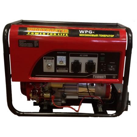 Генератор бензиновый БГ-1200 Workmaster