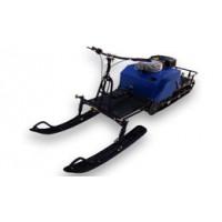 Лыжный модуль для мотобуксировщика Лидер