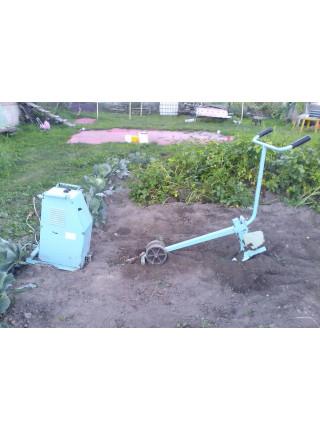Лебедка сельскохозяйственная ЛС-100А