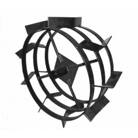 Колеса пахотные (грунтозацепы) ДН-440мм для мотоблока Нева
