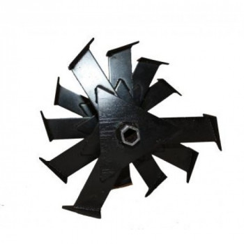 Фрезы гусиные лапки для мотоблока под шестигранник
