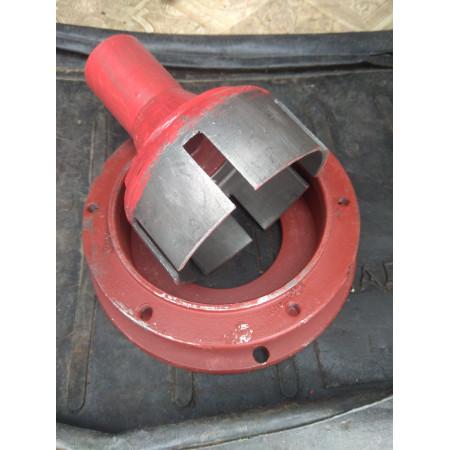 Переходник для установки двигателя Lifan на мотоблок МТЗ (адаптер сцепления МТЗ-Лифан)