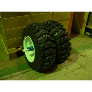 Колеса тяговые для мотоблока Нева МБ-2 и МБ-23 (комплект)