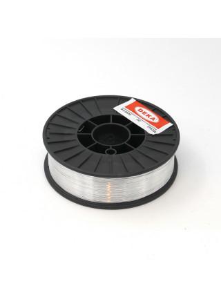 Алюминиевая сварочная проволока 1,0 мм по 2 кг DEKA