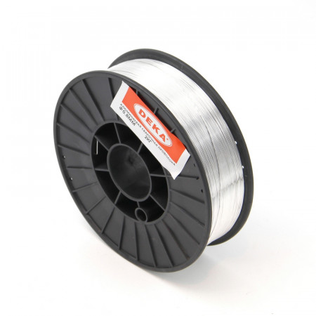Алюминиевая сварочная проволока 0,8 мм по 2 кг DEKA