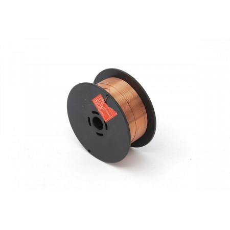 Омедненная проволока 0,8 мм по 1 кг DEKA