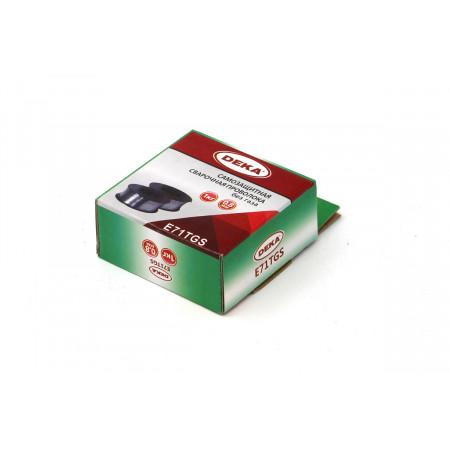 Порошковая сварочная проволока 0,8 мм по 1 кг DEKA