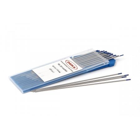 Вольфрамовый электрод DEKA WL-20 синий 1,6 мм