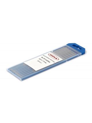 Вольфрамовый электрод DEKA WL-20 синий 2,0 мм