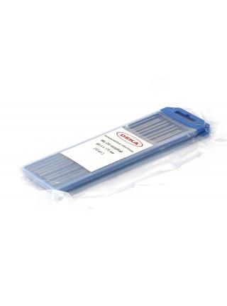 Вольфрамовый электрод DEKA WL-20 синий 2,4 мм