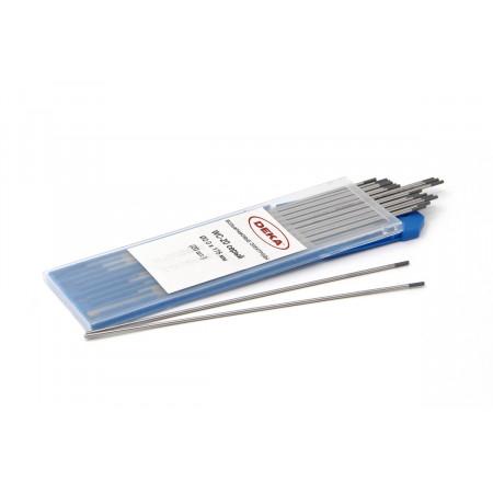 Вольфрамовый электрод DEKA WC-20 серый 2,0 мм