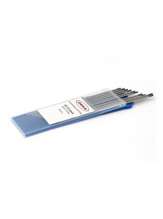 Вольфрамовый электрод DEKA WC-20 серый 3,0 мм