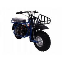 Мотоцикл внедорожный с боковым прицепом СКАУТ-2-8Е