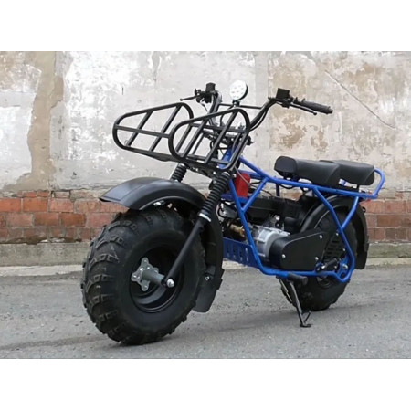 Мотоцикл СКАУТ-2F-8Е