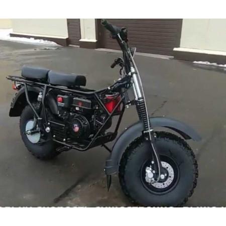 Мотоцикл внедорожный СКАУТ-4-8Е