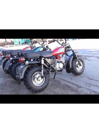 Мотоцикл внедорожный СКАУТ-3-125 АП