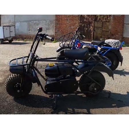 Мотоцикл внедорожный СКАУТ СПАРК