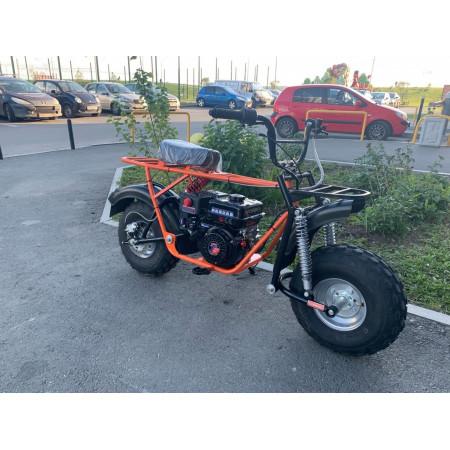 Мотоцикл СКАУТ САФАРИ 3  BIGFOOT