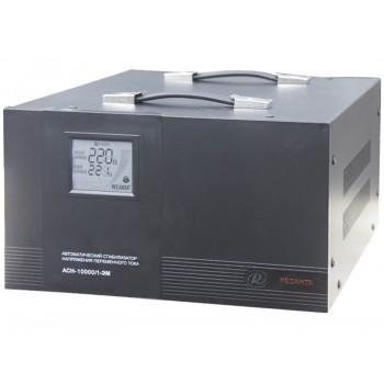 Стабилизатор напряжения Ресанта ACH-10000/1-ЭМ однофазный