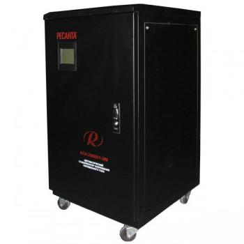 Стабилизатор напряжения Ресанта ACH-30000/1-ЭМ однофазный