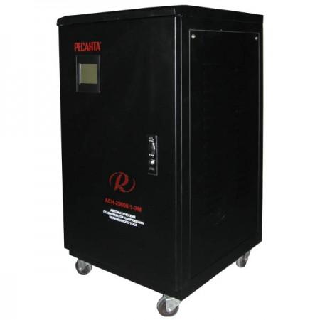 Стабилизатор напряжения Ресанта ACH-20000/1-ЭМ однофазный