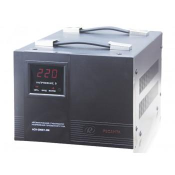 Стабилизатор напряжения Ресанта ACH-3000/1-ЭМ однофазный