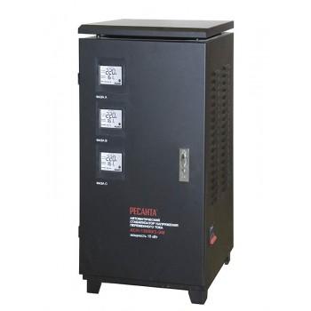 Стабилизатор трехфазный Ресанта ACH-15000/3-ЭМ
