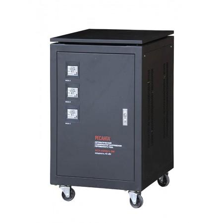 Стабилизатор трехфазный Ресанта ACH-45000/3-ЭМ