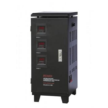 Стабилизатор трехфазный Ресанта ACH-6000/3-ЭМ