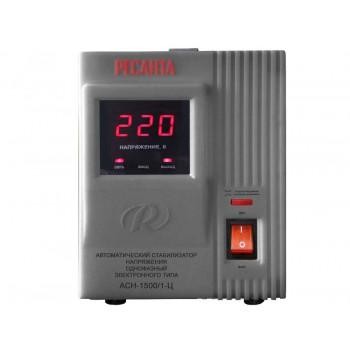 Стабилизатор напряжения Ресанта ACH-1500/1-Ц однофазный