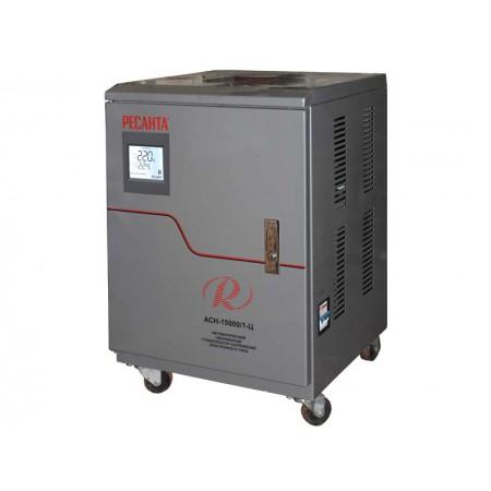 Стабилизатор напряжения Ресанта ACH-15000/1-Ц однофазный