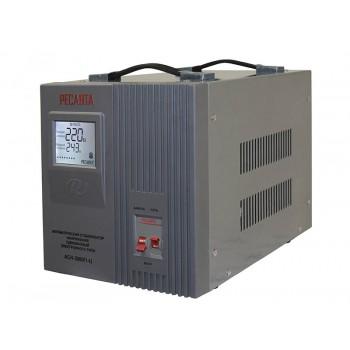 Стабилизатор напряжения Ресанта ACH-3000/1-Ц однофазный