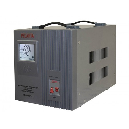 Стабилизатор напряжения Ресанта ACH-8000/1-Ц однофазный