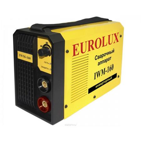 Сварочный инвертор Eurolux IWM 160