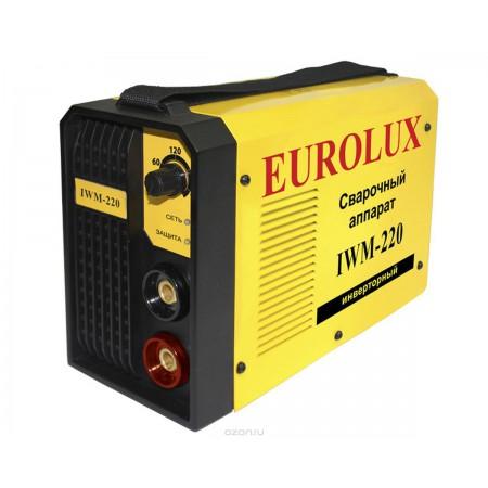 Сварочный инвертор Eurolux IWM 220