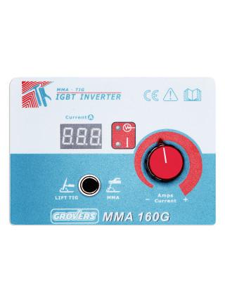 Сварочный инвертор GROVERS MMA-160G professional