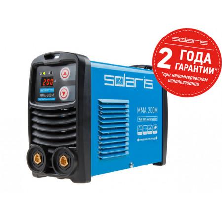 Сварочный инвертор SOLARIS MMA-200М