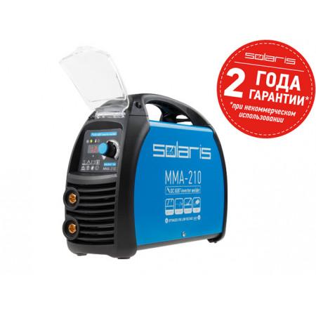 Сварочный инвертор SOLARIS MMA-210