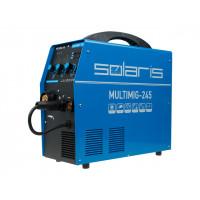 Сварочный полуавтомат Solaris MULTIMIG-245