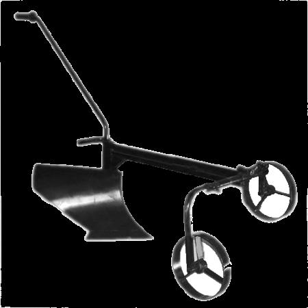 Плуг для мотолебедки МЛ-1 М Бычок