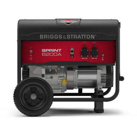 Генератор Briggs & Stratton Sprint 6200A