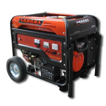 Бензиновый генератор AGE 7500 DZN Aurora с блоком автоматики