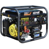 Генератор бензиновый Huter DY8000LXA с автозапуском и встроенным АВР